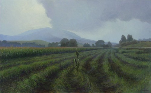 200623_Summers_End_Mt_Jefferson_25x39in_oil_on_panel