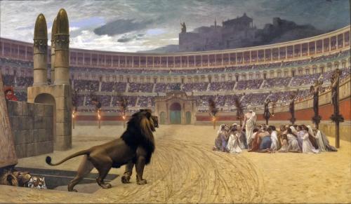 Jean-Léon_Gérôme_-_The_Christian_Martyrs'_Last_Prayer_-_Walters_37113