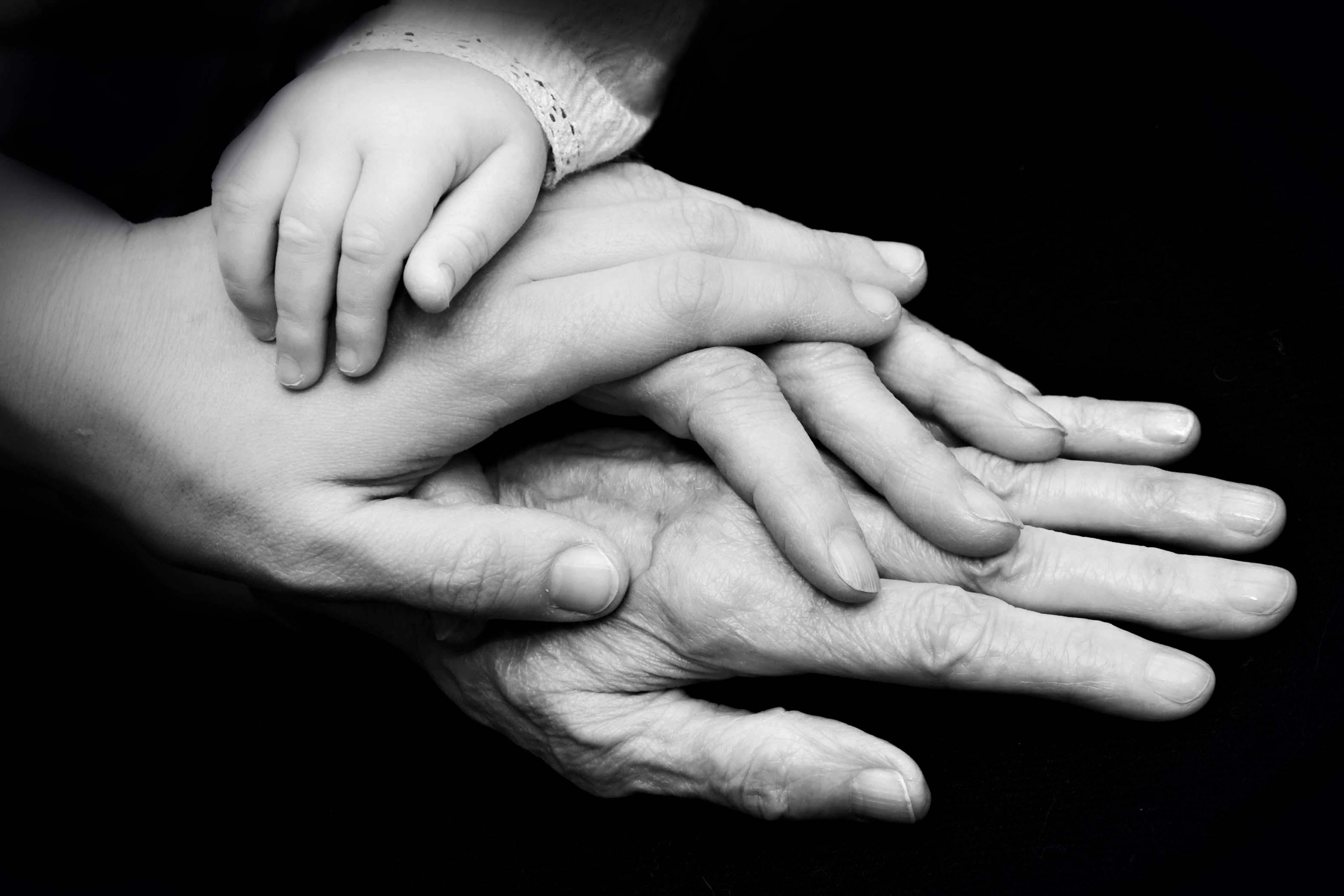 hands generations hecatedemeter