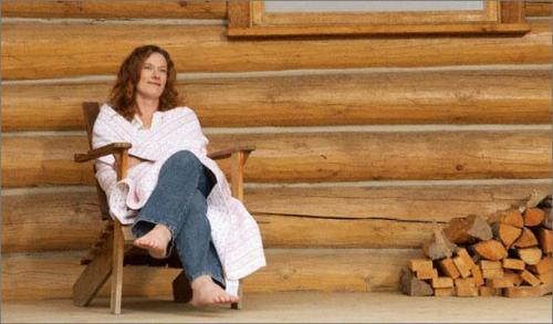 woman_relaxing_at_cottage