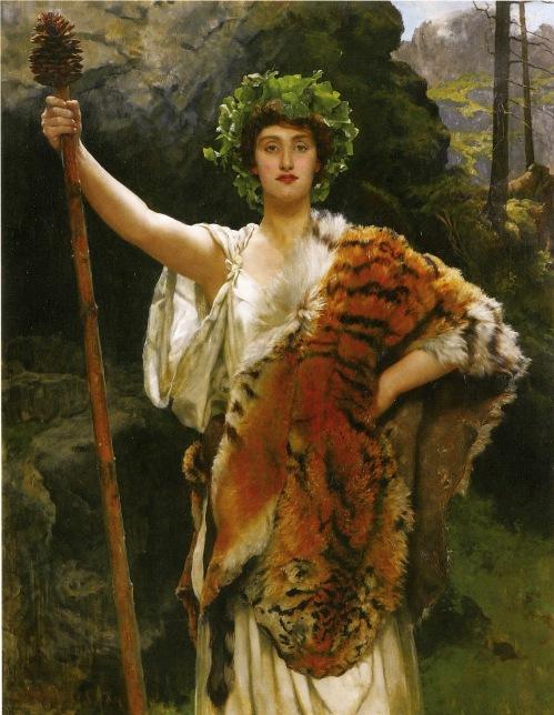 john collier 1850 – 11 April 1934 Pre-Raphaelite 5 stars [phistars.com] the priestes of bacchus