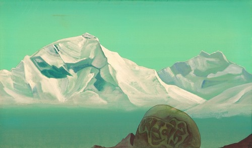 Path-to-Kailas-by-Nicholas-Roerich