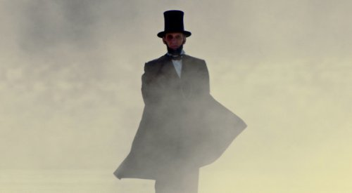 Lincoln-fog