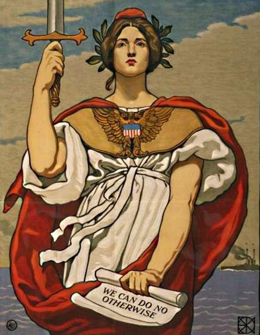 Columbia goddess of illuminati