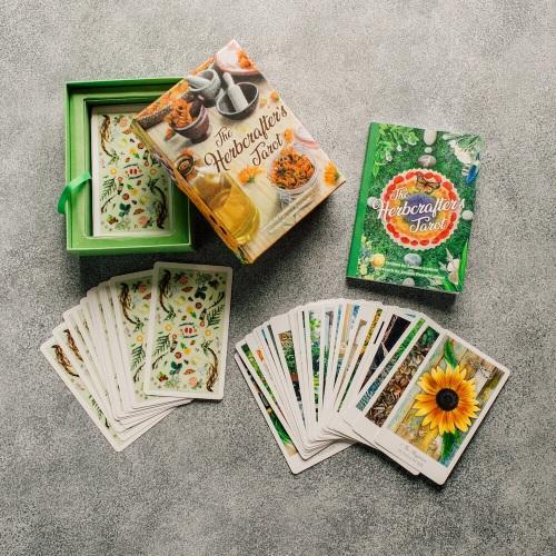 Herbcrafters+Tarot+Deck