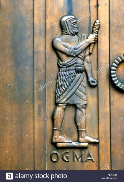 ogma-the-celtic-chief-of-the-tu-atha-de-danann-who-invented-the-ogham-alphabet-ogma-is-the-equivalent-of-the-british-gwydion-from-the-doors-of-the-annex-library-of-congress-washington-MC6E9R