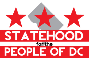Washington DC Flag Statehood For The People Of DC